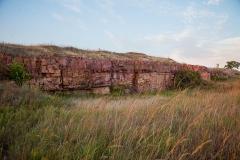 Quartzite Cliffs 3