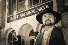 Tim Freeland and the First National Bank
