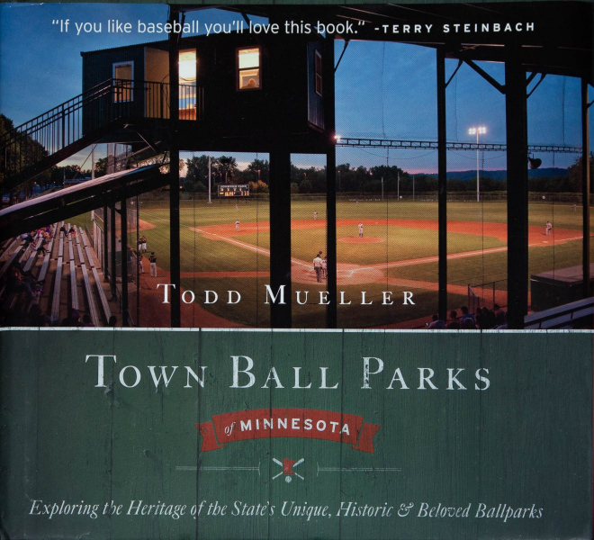 Joe Miller was hired to photography the Dundas Dukes as part of this baseball book.