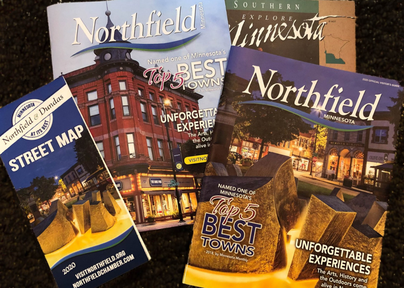 editorial tourism covers