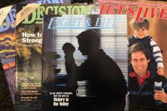 editorial magazine samples