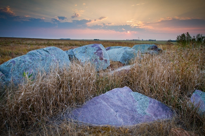 Quartzite and Sunrise