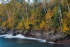Fall on Lake Superior