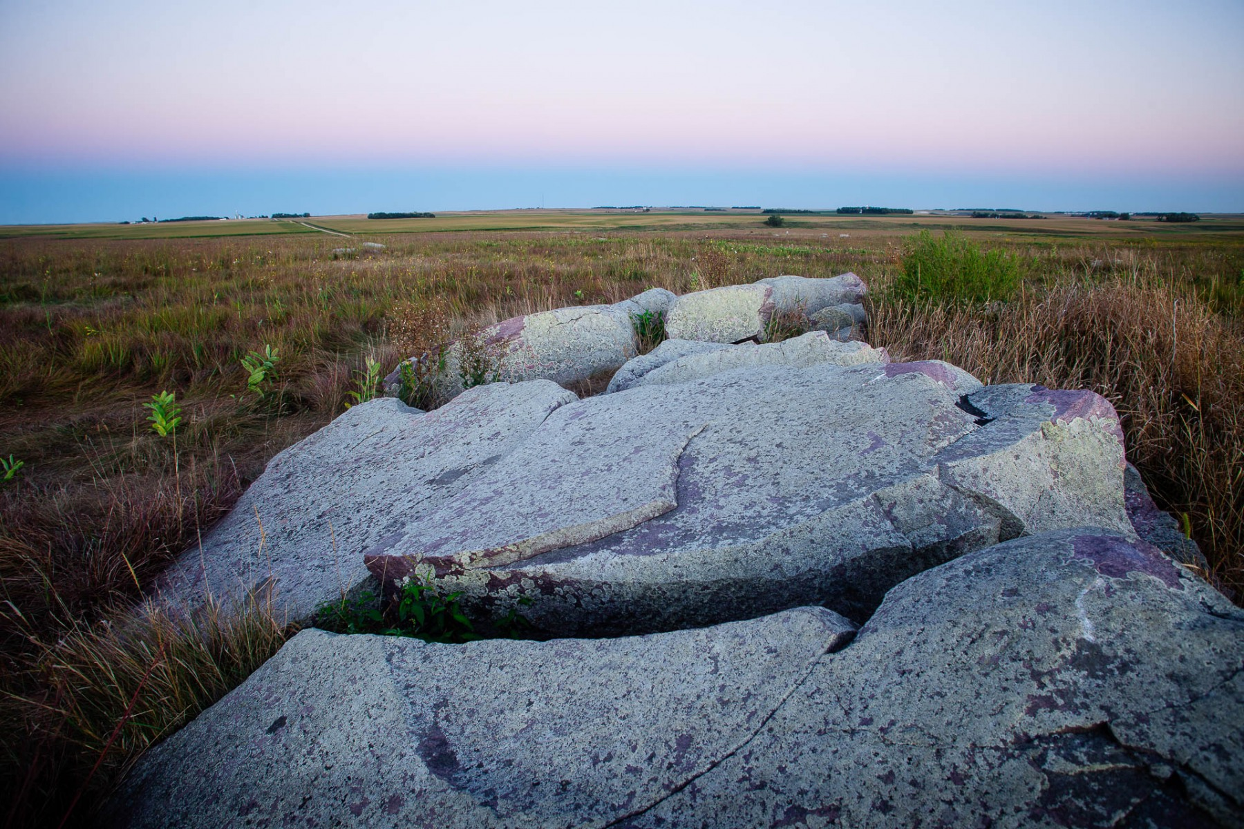 Quartzite at Dusk